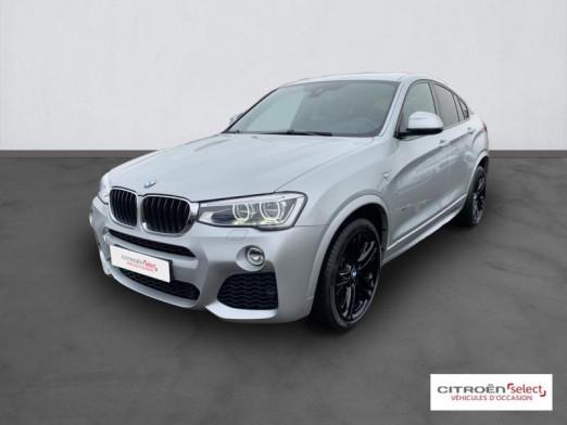 Occasion BMW X4 xDrive35dA 313ch M Sport 2016 Sophistograu 39900 € à Mulhouse