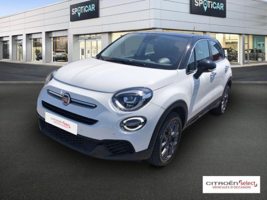 Used FIAT 500X 1.3 FireFly Turbo T4 150ch Lounge DCT 2020 Blanc Gelato pastel € 19,490 in Mulhouse