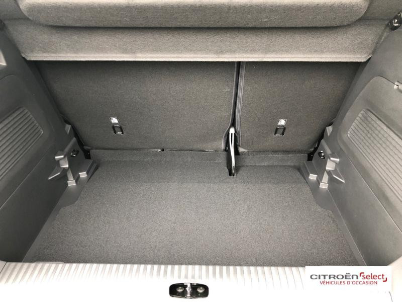 Occasion CITROEN C3 Aircross PureTech 110ch S&S Feel E6.d 6cv 2020 Noir Perla Nera (M) 18490 € à Mulhouse