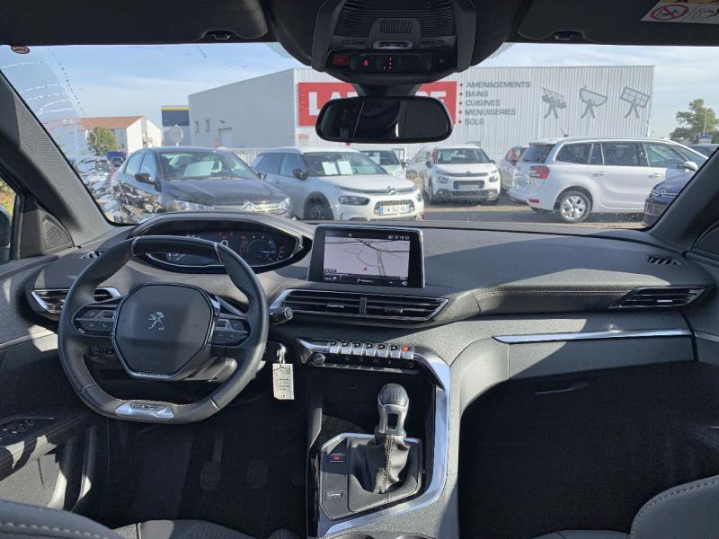 Occasion PEUGEOT 3008 1.5 BlueHDi 130ch E6.c GT Line S&S  6cv 2020 Gris Amazonite (M) 28900 € à Mulhouse