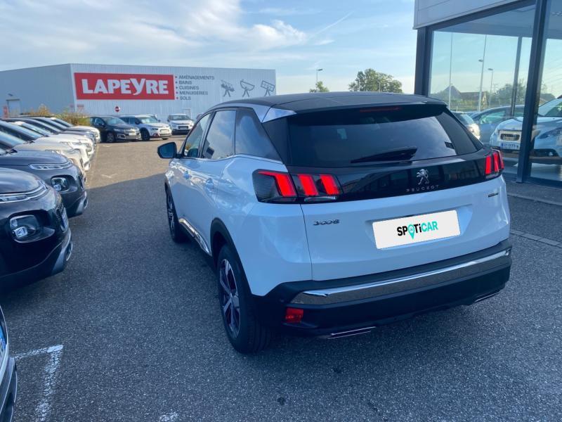 Occasion PEUGEOT 3008 1.5 BlueHDi 130ch E6.c GT Line S&S 111g 2019 Noir 28900 € à Mulhouse