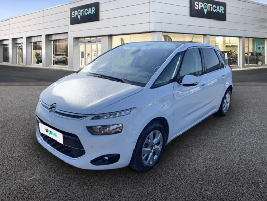 Occasion CITROEN C4 Picasso BlueHDi 120ch Feel S&S EAT6 2016 Blanc Banquise (O) 13990 € à Mulhouse