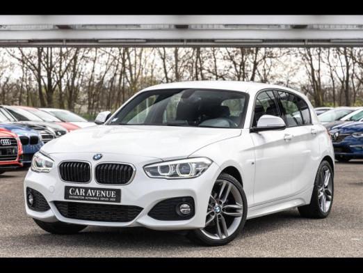 Occasion BMW Série 1 118i M SPORT 135 2016 Blanc 19490 € à Saint-Louis