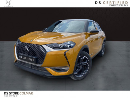 Used DS DS 3 Crossback PureTech 155ch Grand Chic Automatique 119g 2019 Or Impérial (M) - Toit Blanc Opale € 29,000 in Colmar