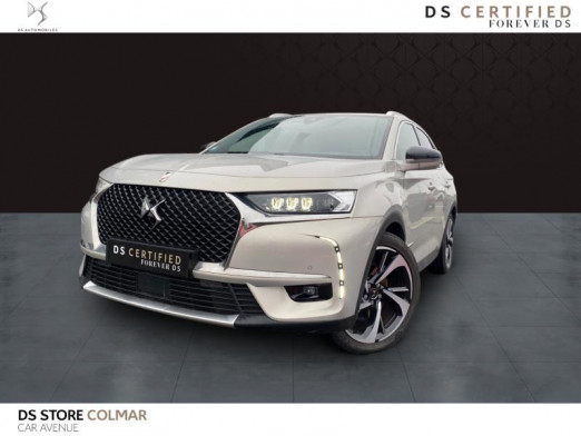 Used DS DS 7 Crossback E-TENSE 4x4 300 Grand Chic 2019 Cristal Pearl (N) € 51,900 in Colmar