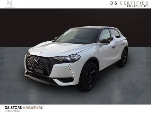 Occasion DS DS 3 Crossback ESSENCE 130 CV Performance Line BOITE AUTOMATIQUE 2020 Attente 31 790 € à Haguenau
