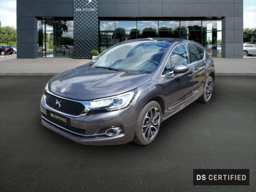 Used DS DS 4 THP 165ch Sport Chic S&S EAT6 2016 Gris Platinium (M) € 15,990 in Metz Borny