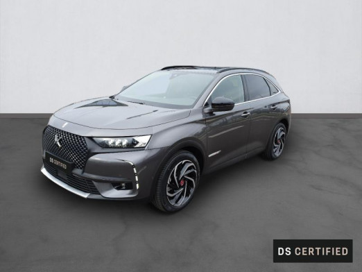 Used DS DS 7 Crossback E-TENSE 225ch Performance Line + 2020 Gris Platinium (M) € 57,890 in Metz Borny