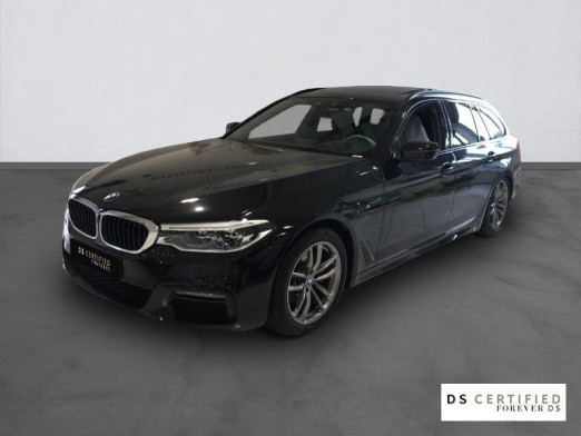 Occasion BMW Série 5 Touring 520dA 190ch M Sport Steptronic Euro6d-T 2019 Carbonschwarz 39990 € à Nancy
