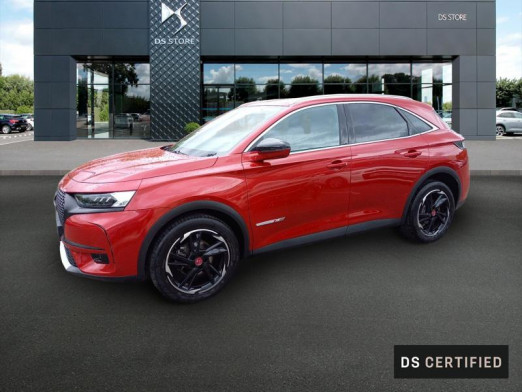 Occasion DS DS 7 Crossback BlueHDi 130ch Drive Efficiency Performance Line 2019 Rouge Absolu (N) 30995 € à Nancy