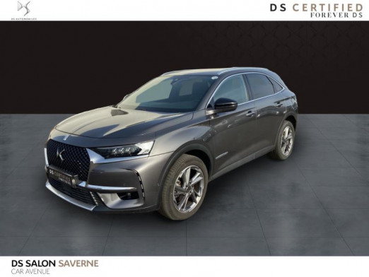 Used DS DS 7 Crossback BlueHDi 180ch Grand Chic Automatique 128g 2019 Gris Platinium (M) € 40,490 in Saverne