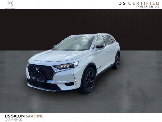 Used DS DS 7 Crossback BlueHDi 180ch Grand Chic Automatique 128g 2019 Blanc Nacré (N) € 40,490 in Saverne