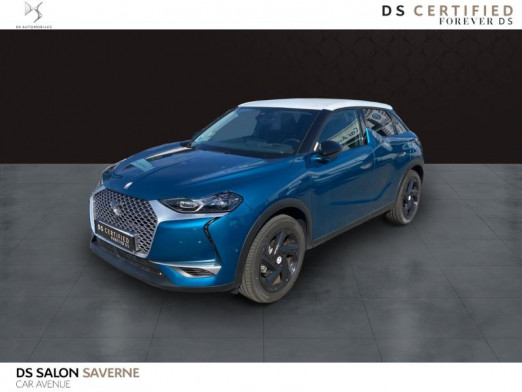 Used DS DS 3 Crossback E-Tense Grand Chic 2019 Rouge Rubi (M) - Toit Diamond Red € 29,900 in Saverne