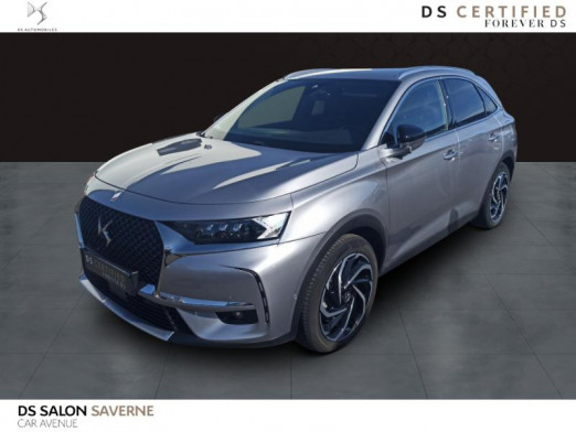 Used DS DS 7 Crossback E-TENSE 4x4 Grand Chic 2020 Gris Artense (M) € 49,900 in Saverne