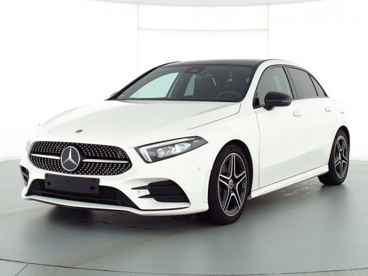 Used MERCEDES-BENZ Classe A A 180 AMG LINE ** GARANTIE 4 ANS ** 2019 Blanc € 30,890 in Eupen