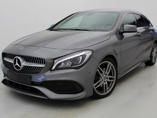 Occasion MERCEDES-BENZ CLA 180 Shooting Brake CLA 180 Shooting Brake AMG LINE 2019 Gris 28 890 € à Liège