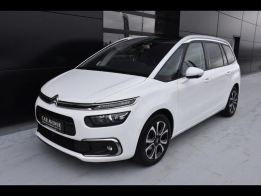 Occasion CITROEN Grand C4 SpaceTourer BlueHDi 160ch S&S Shine EAT8 2019 Blanc 24 990 € à Leudelange
