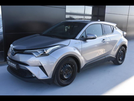 Occasion TOYOTA C-HR 122h Collection 2WD E-CVT 2017 Gris 18 990 € à Leudelange