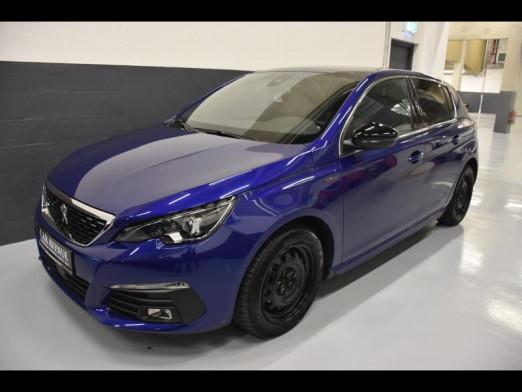 Occasion PEUGEOT 308 1.5 BlueHDi 130ch S&S GT Line EAT8 2020 Bleu 22990 € à Leudelange