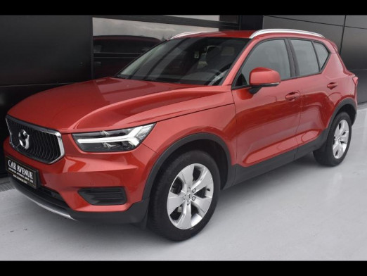 Occasion VOLVO XC40 D3 AdBlue 150ch Momentum Geartronic 8 2019 Rouge 29990 € à Leudelange