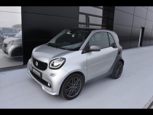 Used SMART Fortwo Coupe Electrique 82ch Brabus style 2019 Gris Clair € 13,990 in Leudelange
