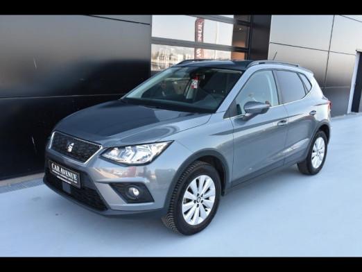 Occasion SEAT Arona 1.0 EcoTSI 115ch Style DSG 2018 Gris 15990 € à Leudelange