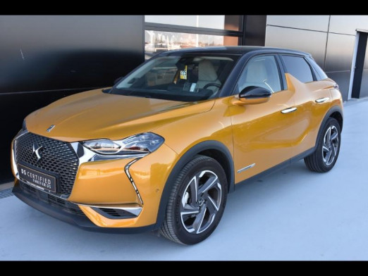 Used DS DS 3 Crossback PureTech 100ch So Chic 2019 Or € 22,990 in Leudelange