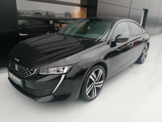 Occasion PEUGEOT 508 BlueHDi 180ch S&S GT EAT8 2019 Noir Métal 29990 € à Leudelange