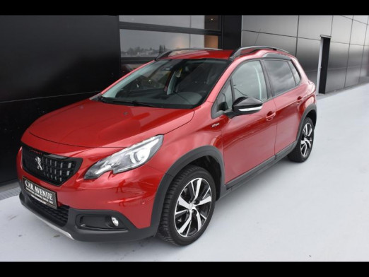 Used PEUGEOT 2008 1.2 PureTech 110ch GT Line S&S 2017 Rouge € 14,990 in Leudelange