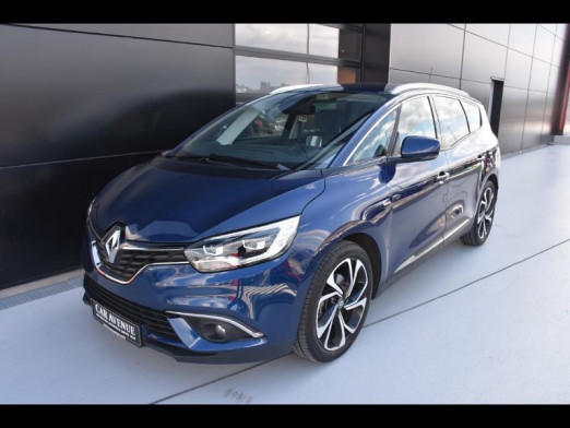 Used RENAULT Grand Scenic 1.5 dCi 110ch Energy Bose Edition 2017 Bleu Foncé € 13,990 in Leudelange