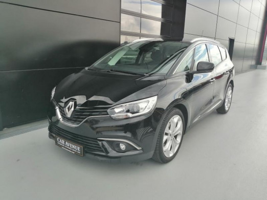 Used RENAULT Grand Scenic 1.5 dCi 110ch Energy Business 7 places 2018 Noir Métal € 16,990 in Leudelange