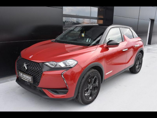Used DS DS 3 Crossback PureTech 155ch Performance Line Automatique 114g 2019 Rouge € 25,990 in Leudelange