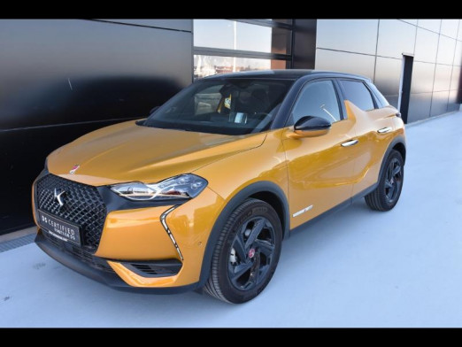 Used DS DS 3 Crossback PureTech 155ch Performance Line Automatique 115g 2019 Or € 25,990 in Leudelange