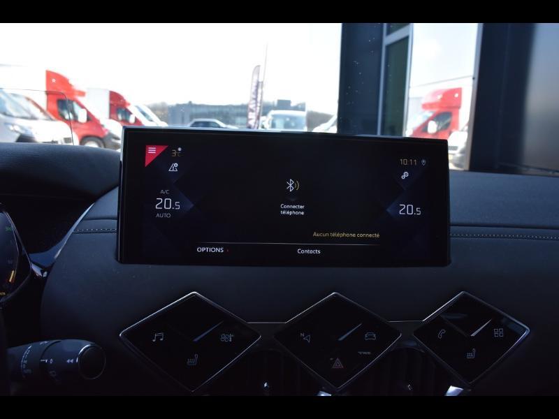 Used DS DS 3 Crossback PureTech 130ch So Chic Automatique 2019 Violet € 24500 in Leudelange