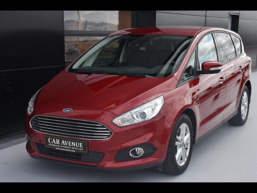 Used FORD S-MAX 2.0 150ch Business Class 2019 Rouge Métal € 22,990 in Leudelange