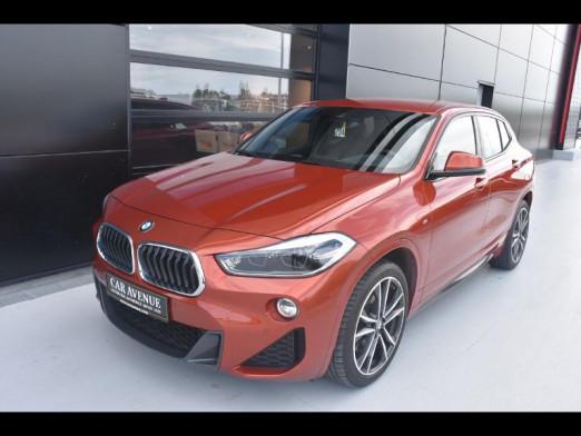 Occasion BMW X2 xDrive20dA 190ch M Sport 2018 Orange Métal 31990 € à Leudelange