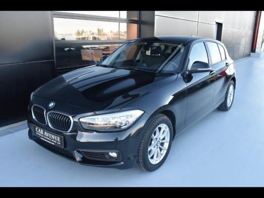 Occasion BMW Série 1 116d 116ch 5p 2017 Noir Métal 17990 € à Leudelange