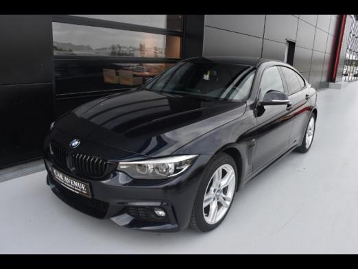 Occasion BMW Série 4 Gran Coupé 420d xDrive 190ch M Sport 2017 Noir Métal 29990 € à Leudelange