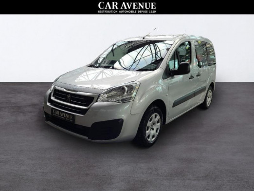 Occasion PEUGEOT Partner HDI IV Tepee Active 2017 SILVER 14990 € à Liège