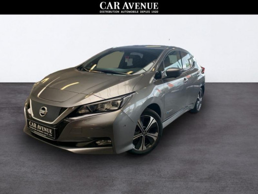 Used NISSAN Leaf 40 kwh Tekna 40KWH + Pro pilot 2018 GREY € 18,990 in Seraing