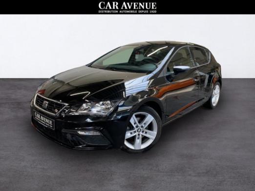 Used SEAT Leon FR 1.5 TFSI 150 cv 2019 BLACK € 17,990 in Seraing