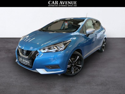 Used NISSAN Micra 1.0 N-Connecta 2018 BLUE € 10,990 in Seraing