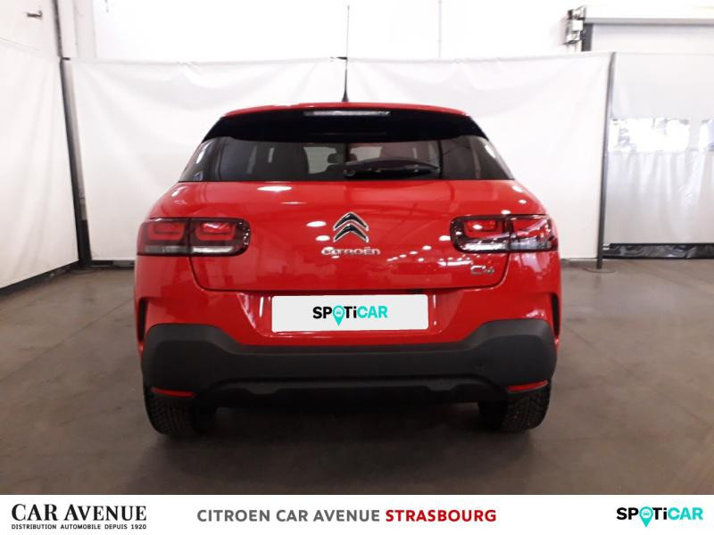 Occasion CITROEN C4 Cactus BlueHDi 100ch S&S Shine E6.d-TEMP 2019 Rouge aden 16490 € à Strasbourg