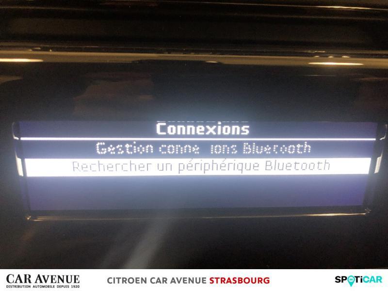 Occasion CITROEN C3 PureTech 82ch Feel S&S E6.d 2020 Bleu 13280 € à Strasbourg