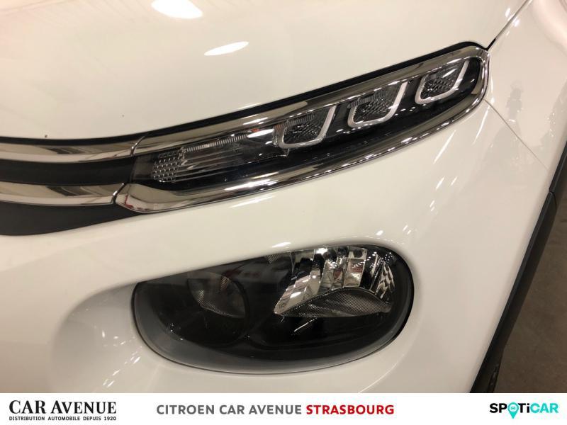 Occasion CITROEN C3 BlueHDi 100ch Feel Business S&S 2017 Blanc Banquise 12450 € à Hoenheim
