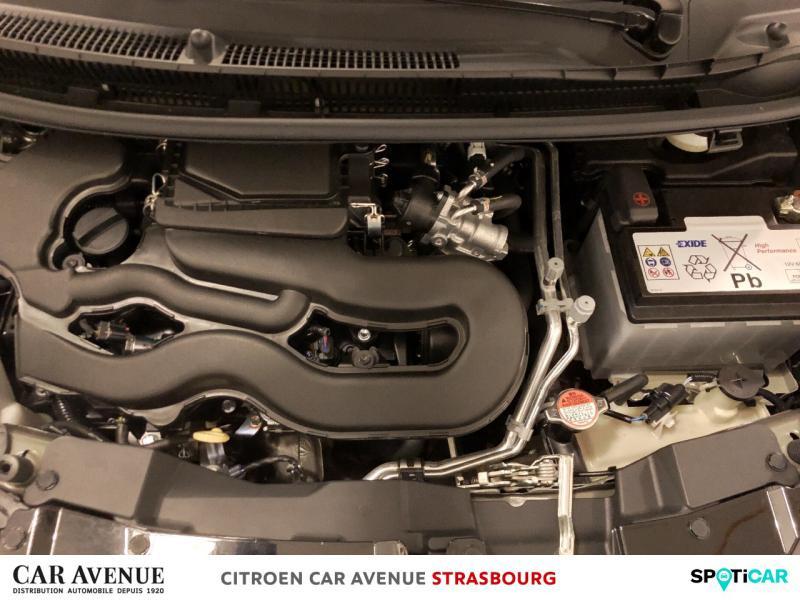 Occasion CITROEN C1 VTi 72 S&S Feel 3p E6.d-TEMP 2020 Noir Caldera (M) 9600 € à Hoenheim
