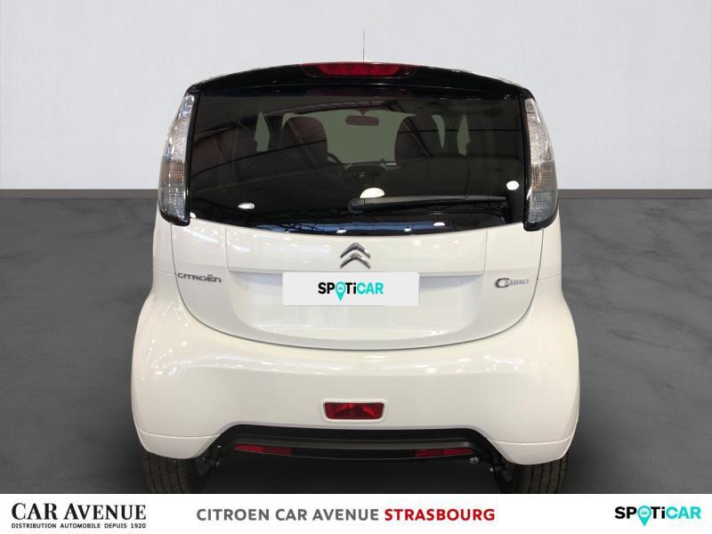 Occasion CITROEN C-Zéro Confort 2020 Blanc Antartique 11990 € à Hoenheim