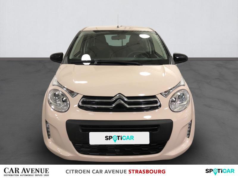 Occasion CITROEN C1 VTi 72 S&S Feel 3p E6.d 2020 Beige 10500 € à Hoenheim