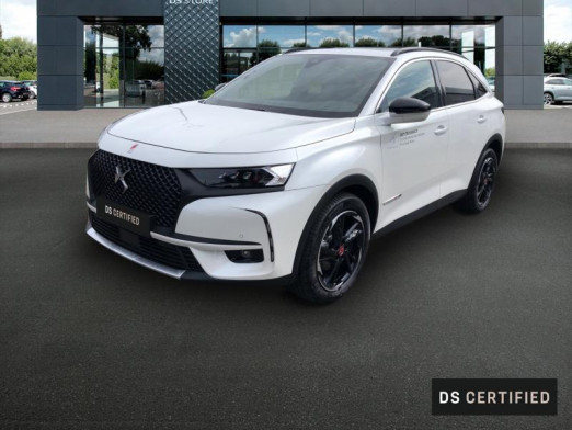 Used DS DS 7 Crossback BlueHDi 180ch Performance Line + Automatique 2021 Blanc Banquise (O) € 48,233 in Strasbourg
