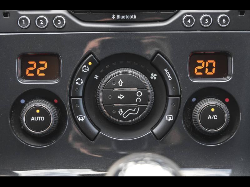 Occasion PEUGEOT 3008 1.6 BlueHDi 120 Style GPS Clim Auto Garantie 6 mois 2016 Noir 10990 € à Sélestat